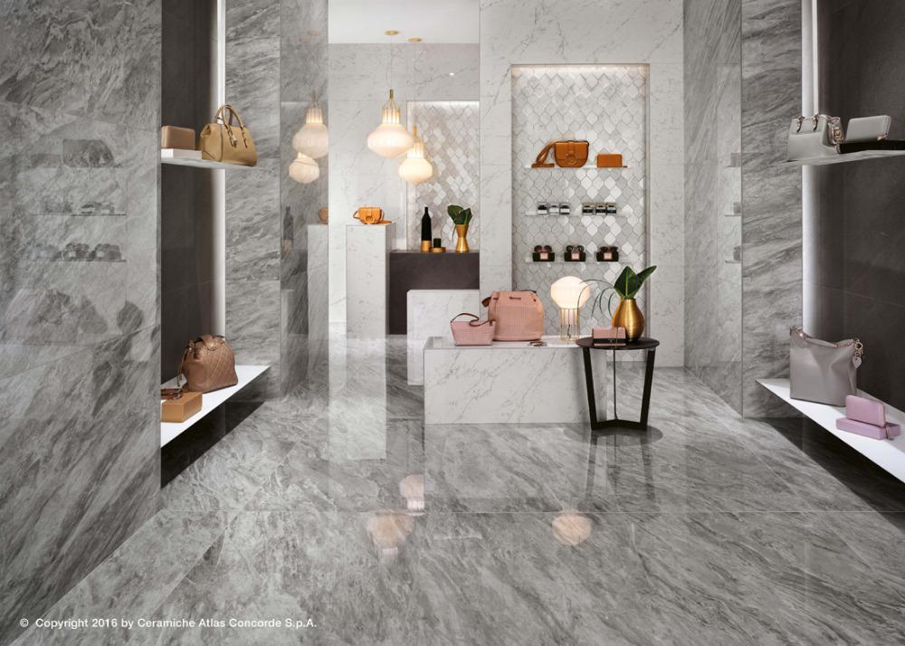 Pavimenti E Rivestimenti Effetto Marmo Marvel Stone Bardiglio