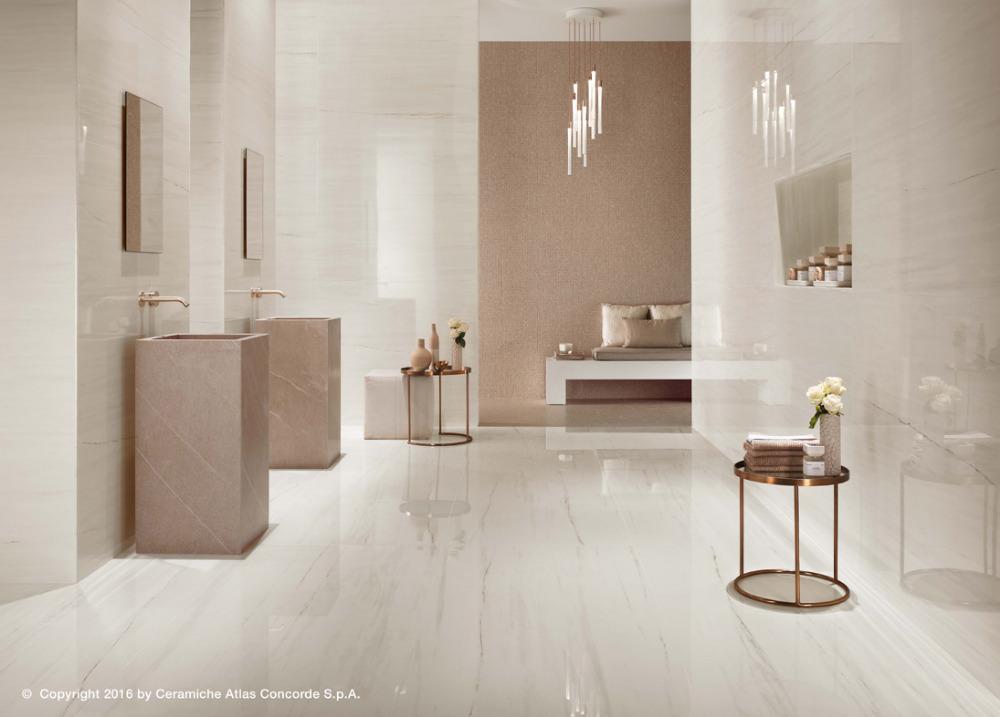 Pavimenti e rivestimenti effetto marmo marvel stone dolomite