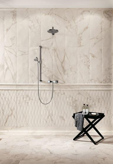 Greche Per Pavimenti. Elegant Mosaici Greche E Rosoni Home Pavimenti ...