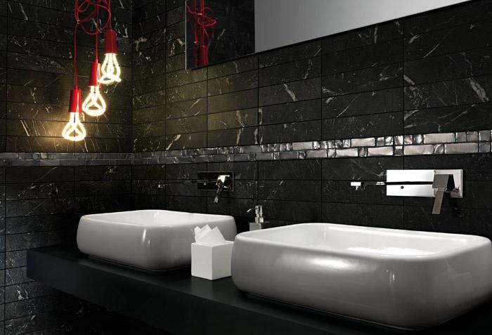 Bagni In Marmo Nero : Pavimenti bagni in marmo rivestimenti e pavimenti per il bagno