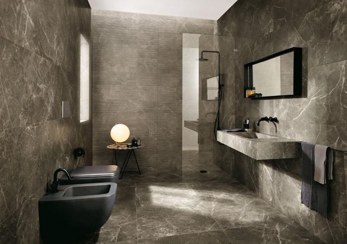 Pavimenti e rivestimenti effetto marmo roma imperiale fap