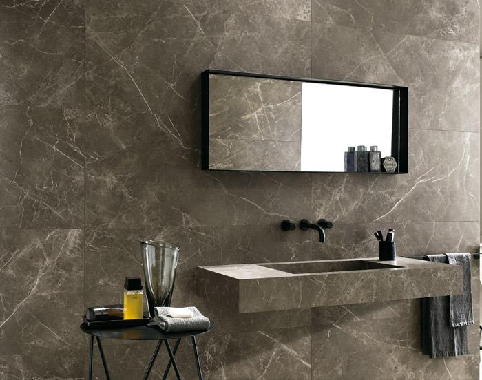 Pavimenti e rivestimenti effetto marmo roma imperiale fap ceramiche - Bagno imperiale ...