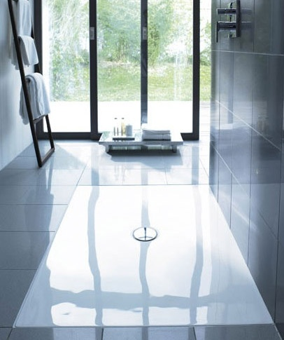Piatto doccia filo pavimento duravit - Doccia a filo pavimento ...