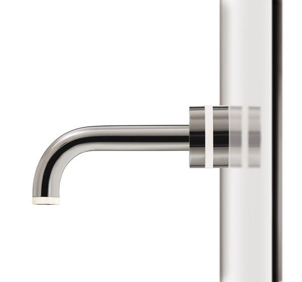 rubinetti a parete bagno - 28 images - parete in vetro per vasca da bagno, minimal miscelatore ...