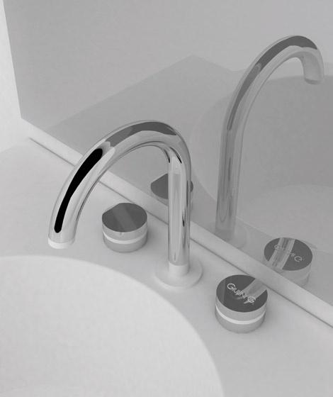 Rubinetteria da bagno tre fori myring rubinetteria giulini - Rubinetteria lavabo bagno ...