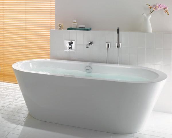 La vasca da bagno come sceglierla per avere una stanza del benessere