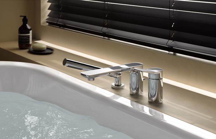 Rubinetto Vasca Da Bagno : Rubinetteria per vasca da bagno lissé dornbracht