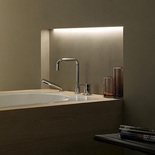 Rubinetteria vasca da bagno tre fori dornbracht - Rubinetti per vasca da bagno ...