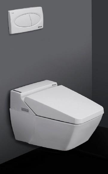 Sanijet wc intelligente multifunzione con doppio bidet for Wc bidet integrato