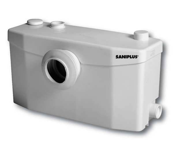 SANIPLUS SILENCE - trituratore di scarico | Sanitrit
