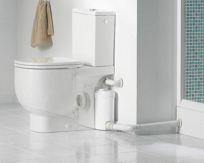 Trituratori wc bagno, water trituratore | Bagnoidea