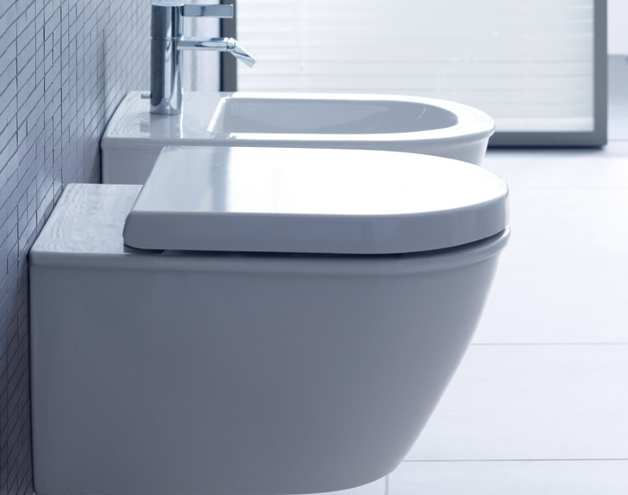 sanitari sospesi darling new duravit. Black Bedroom Furniture Sets. Home Design Ideas