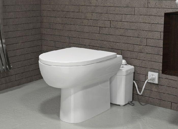 SANITRIT - trituratore per WC | Sanitrit