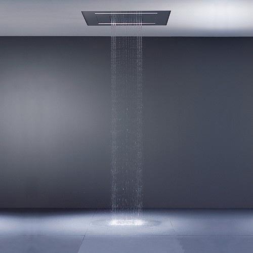Soffione doccia a soffitto rainsky m dornbracht - Soffione doccia a soffitto ...