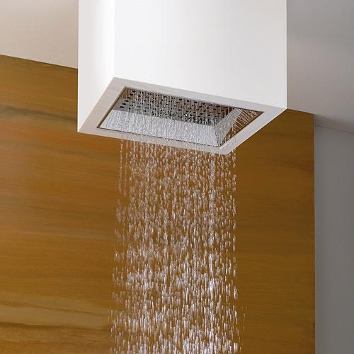 Soffione doccia a soffitto sati elemental spa dornbracht - Soffione doccia soffitto ...