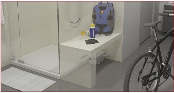 Come montare un piatto doccia senza rompere il pavimento. perfect