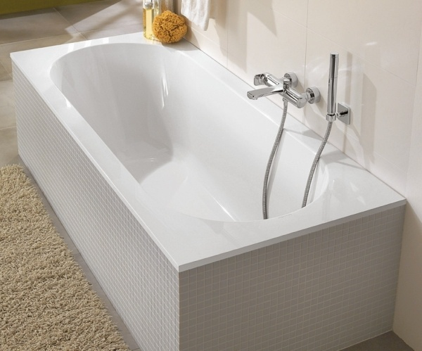 Vasca da bagno oberon villeroy boch - Villeroy boch bagno ...