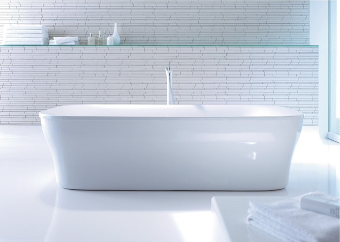 Vasche Da Bagno Incasso Duravit : Vasca da bagno puravida duravit