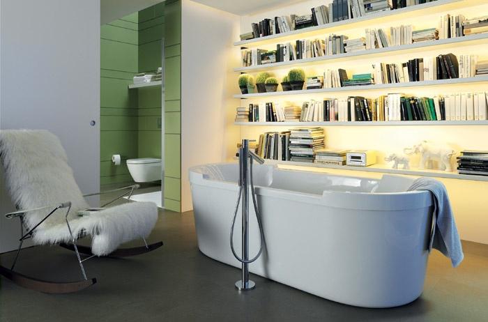 Vasca da bagno starck ovale duravit - Vasca da bagno duravit ...