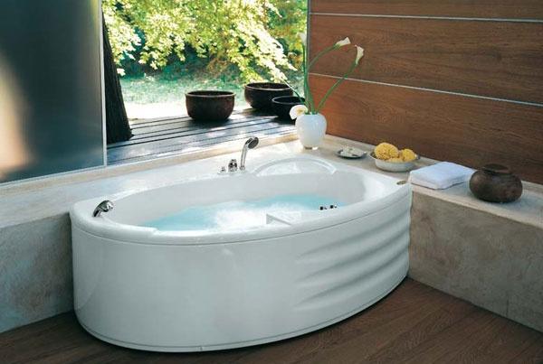 Vasca Da Bagno Salvaspazio : Vasche per bagni piccoli tutte le soluzioni salvaspazio
