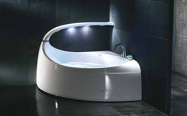 Angolare Per Vasca Da Bagno : I migliori modelli di vasche da idromassaggio angolari