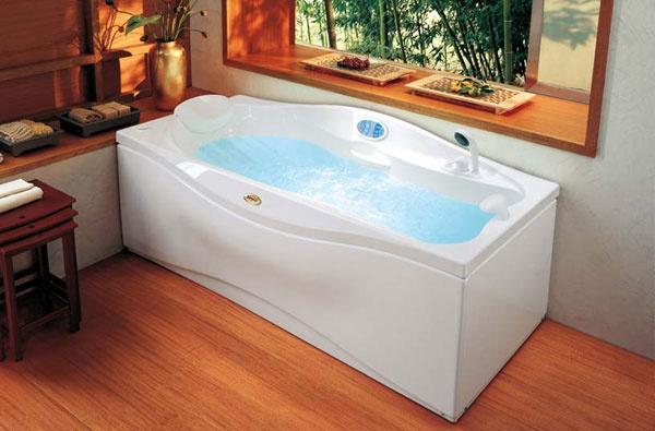 Vasca idromassaggio j sha compact jacuzzi - Vasche da bagno esterne ...